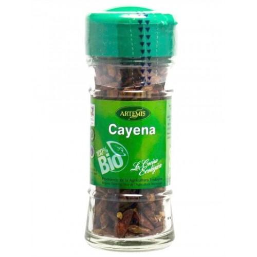 Cayena fruto Artemis Bio