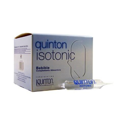 Quinton Isotonic ampollas de Laboratorios Quinton