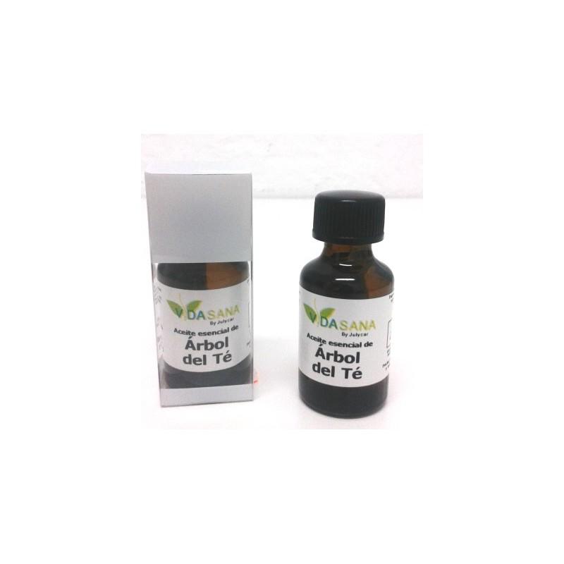 Árbol del Té Bio aceite esencial VidaSanaByJulycar