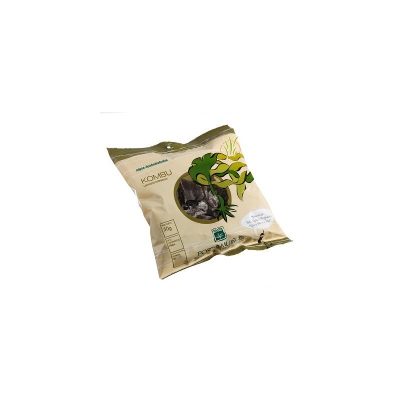 Kombu alga deshidratada PORTO MUIÑOS
