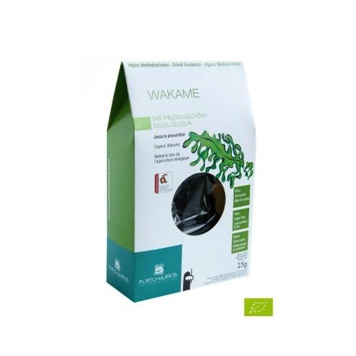 Wakame alga deshidratada PORTO MUIÑOS