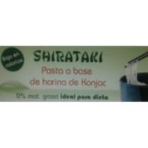 SHIRATAKI KONJAC - SALSA PROTEINADA - PAN DE SALVADOS DE AVENA